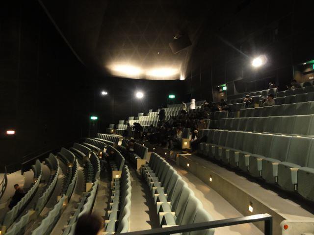 サントリーミュージアム IMAX 6