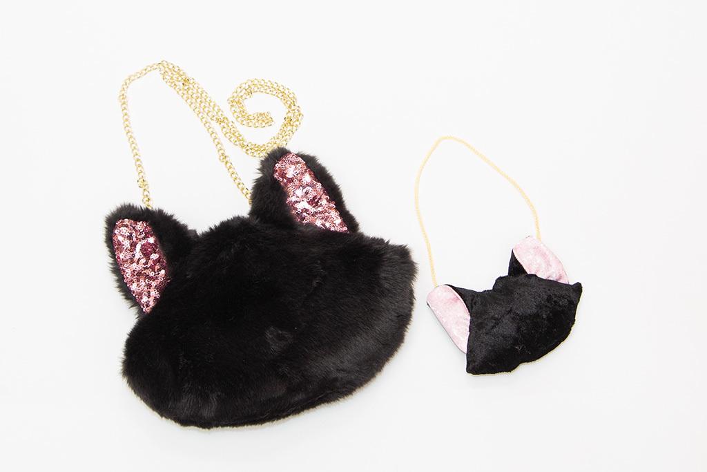 Sサイズシェリーメイコス ~黒猫コーデ~3