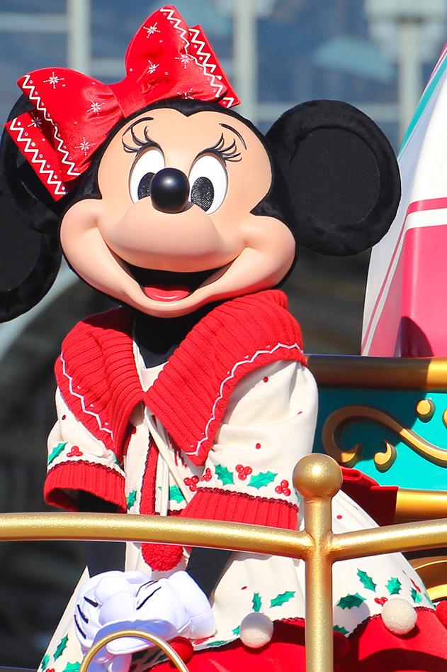 クリスマスストーリーズ/ミニーマウス1