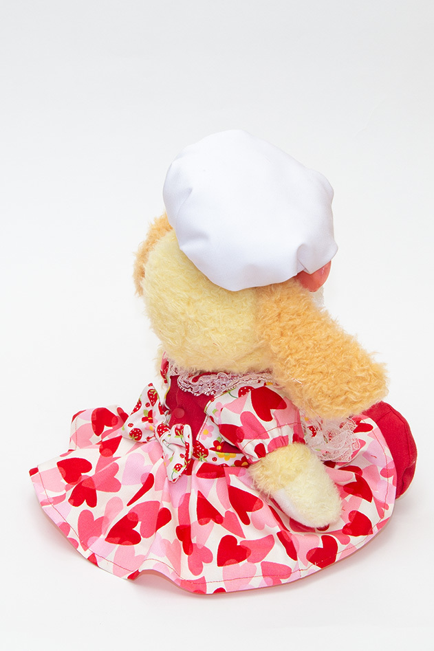 Sサイズクッキーコス ~いちごのハートウォーミングデイズ~2