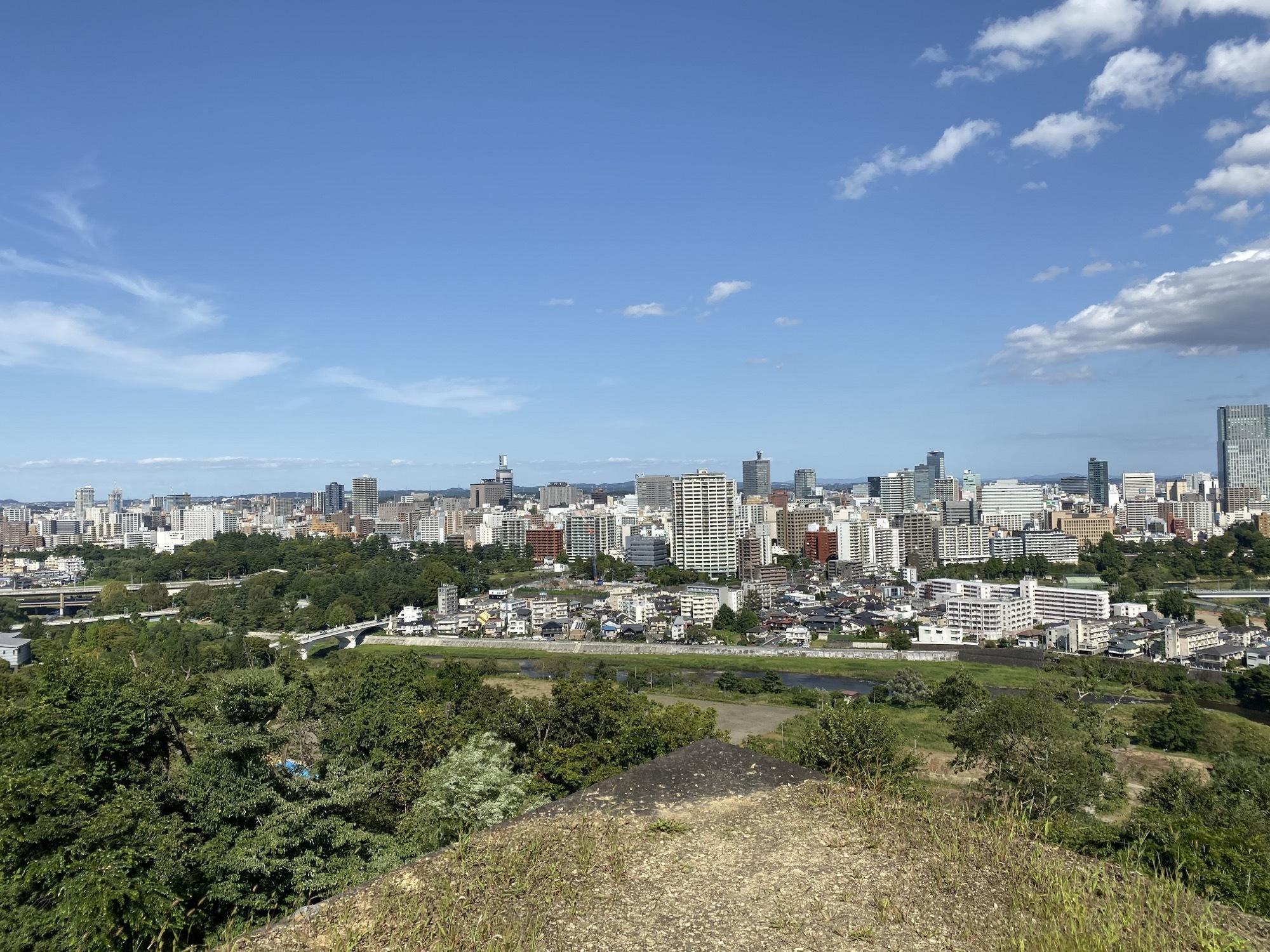 仙台まで行って来ました。