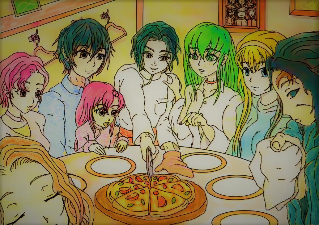Pizza MuzanⅡ