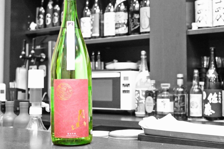 月山純米吟醸中取り無濾過生原酒202003-001