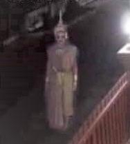 深夜 幽霊 ゴースト