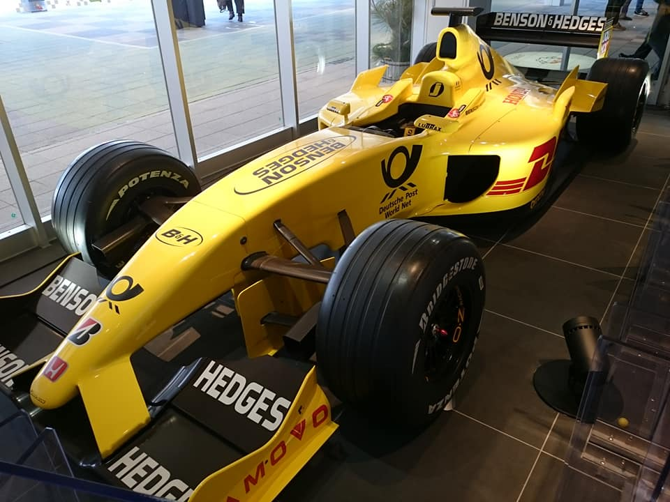 鈴鹿 F1