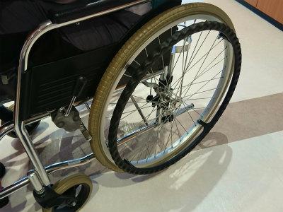 2019年9月9日車椅子