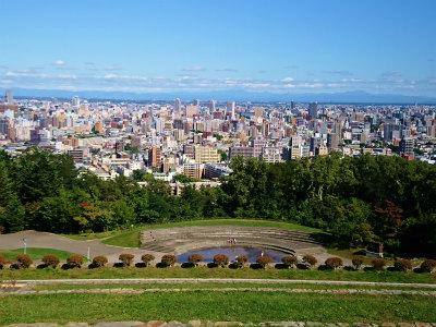 2019年9月旭山記念公園