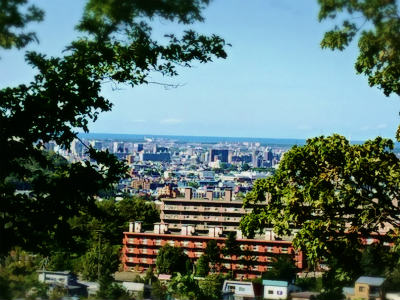 2019年9月旭山記念公園3