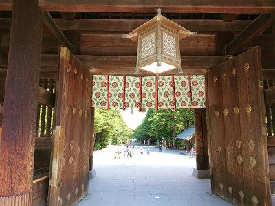 2019年9月北海道神宮2