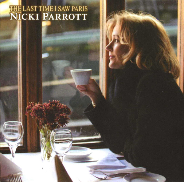 Nicki Parrott The Last Time I Saw Paris Venus Records VHJD-71