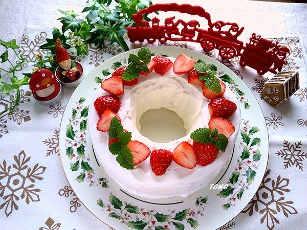 2019クリスマスケーキ