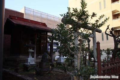 三峰神社  武蔵野市中町1