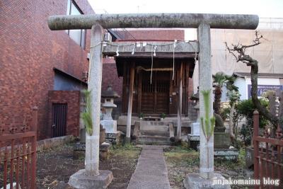 三峰神社  武蔵野市中町2