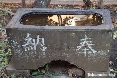 三峰神社  武蔵野市中町3
