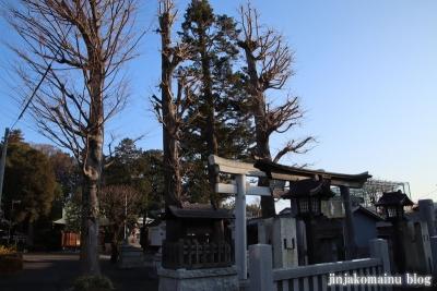 西窪稲荷神社  武蔵野市緑町1
