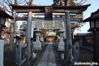 西窪稲荷神社  武蔵野市緑町3