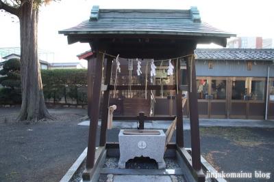 西窪稲荷神社  武蔵野市緑町7
