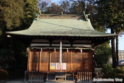 西窪稲荷神社  武蔵野市緑町8