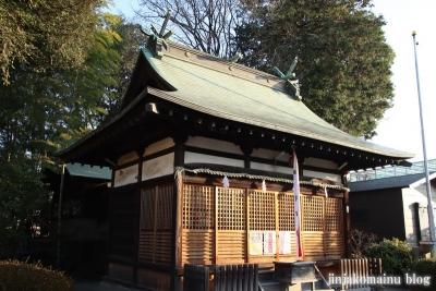 西窪稲荷神社  武蔵野市緑町9