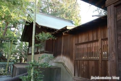 西窪稲荷神社  武蔵野市緑町10