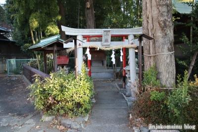 西窪稲荷神社  武蔵野市緑町11