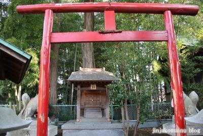 西窪稲荷神社  武蔵野市緑町13
