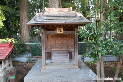 西窪稲荷神社  武蔵野市緑町16