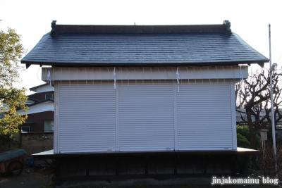 西窪稲荷神社  武蔵野市緑町18