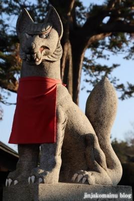 西窪稲荷神社  武蔵野市緑町5