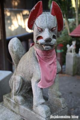 西窪稲荷神社  武蔵野市緑町15
