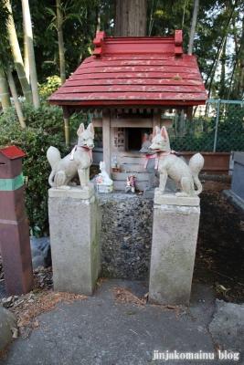西窪稲荷神社  武蔵野市緑町17