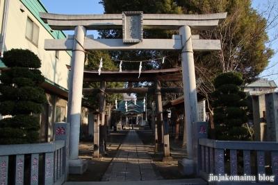 関前八幡神社  武蔵野市八幡町3