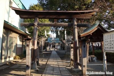 関前八幡神社  武蔵野市八幡町5