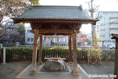 関前八幡神社  武蔵野市八幡町6