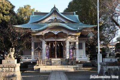 関前八幡神社  武蔵野市八幡町7