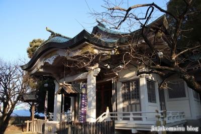 関前八幡神社  武蔵野市八幡町11