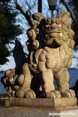 関前八幡神社  武蔵野市八幡町9