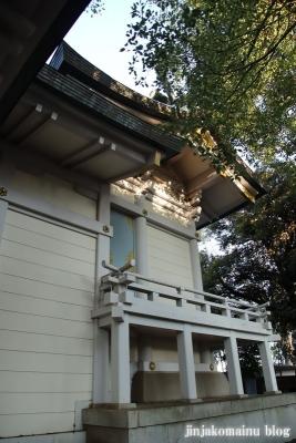 関前八幡神社  武蔵野市八幡町12