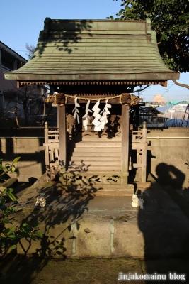 関前八幡神社  武蔵野市八幡町14