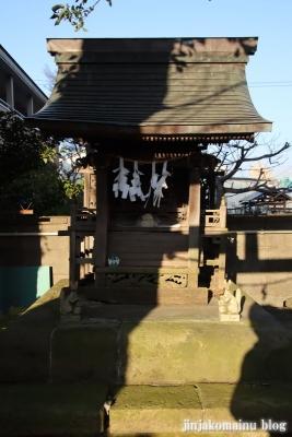 関前八幡神社  武蔵野市八幡町15