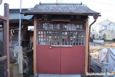 稲荷神社  練馬区関町南17