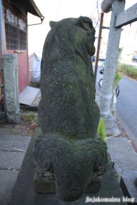 稲荷神社  練馬区関町南14