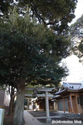 竹下稲荷神社  練馬区関町南1