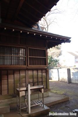 竹下稲荷神社  練馬区関町南8