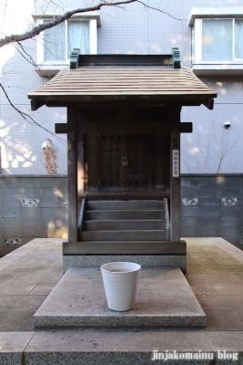竹下稲荷神社  練馬区関町南9