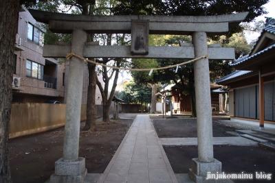竹下稲荷神社  練馬区関町南3