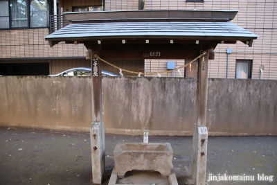 竹下稲荷神社  練馬区関町南5