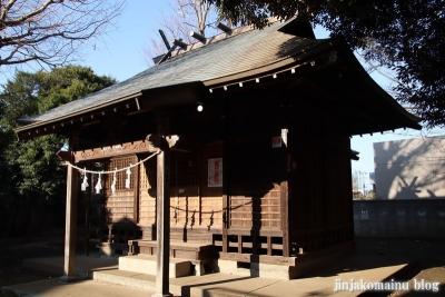 竹下稲荷神社  練馬区関町南7