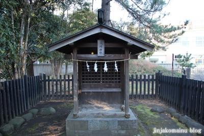 浅間神社  杉並区善福寺3