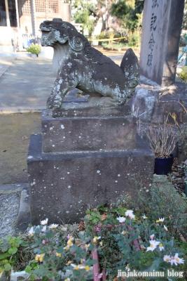 南田中稲荷天祖神社  練馬区南田中16